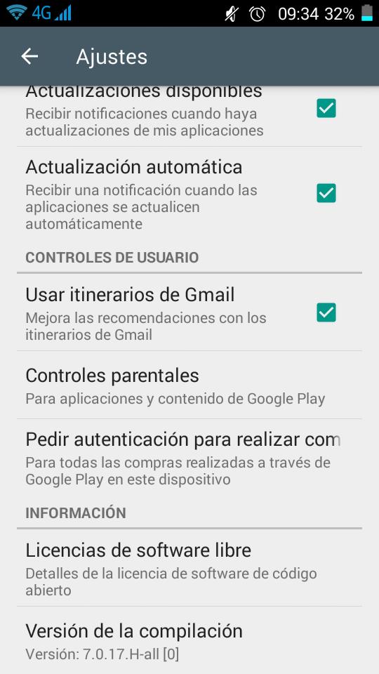Control parental Android Solicitar clave para compar Apps Primerizos Digitales