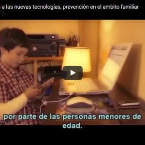 Adicción a las nuevas tecnologías, prevención en el ámbito familiar