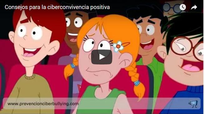 Consejos para la ciberconvivencia positiva